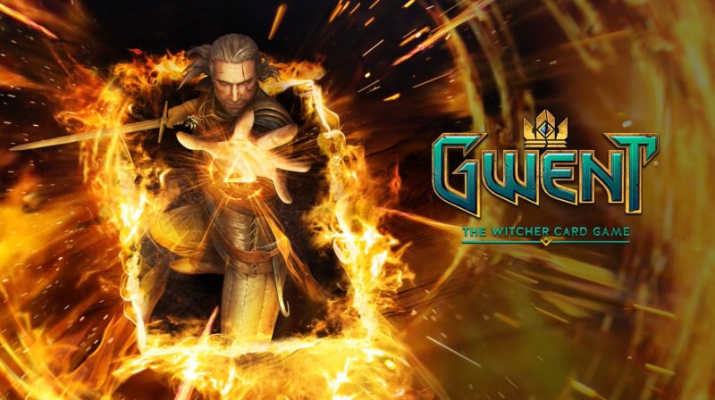 GWENT: The Witcher Card Game PS4