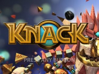 knack ps4 psplus gameplay