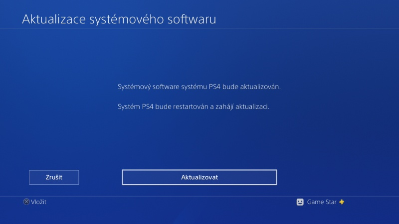 PS4 system software update 5.50 beta 10