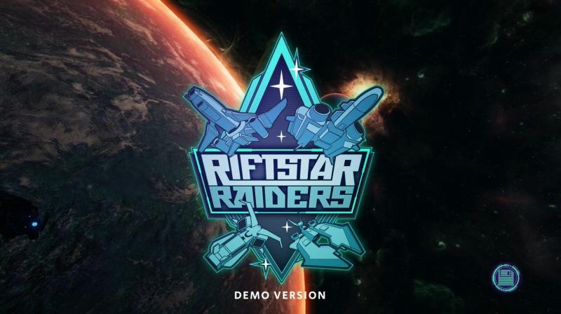 Riftstar Raiders PS4 demo