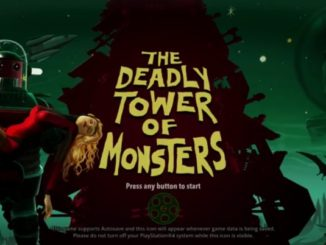 the deadly tower of monsters ps4