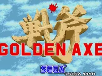 Golden Axe (MS-DOS) PC game