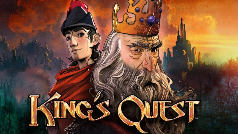 kings quest ps4 demo