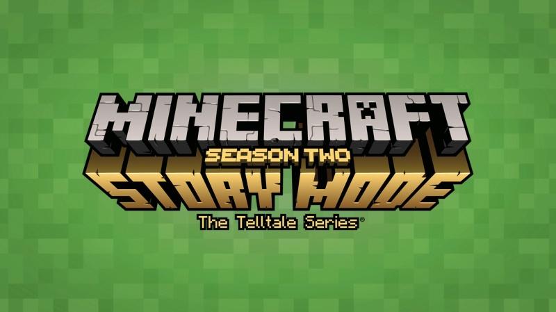 Minecraft: Story Mode Season Two PS4