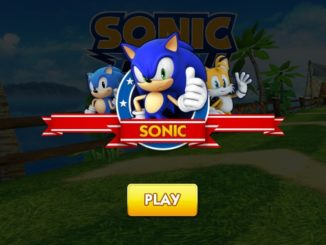 Sonic Dash PC - Windows 10