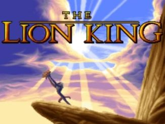 The Lion King (MS-DOS) PC game