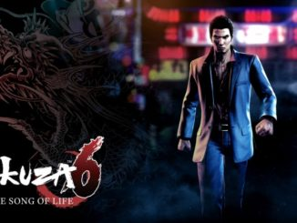 yakuza 6 the song of life ps4 gameplay