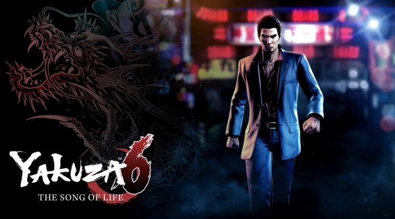 yakuza 6 the song of life ps4 gameplay