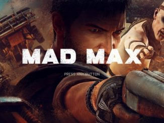 Mad Max PS4 (Ps Plus 04-2018)