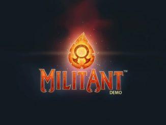 Militant PS4 demo