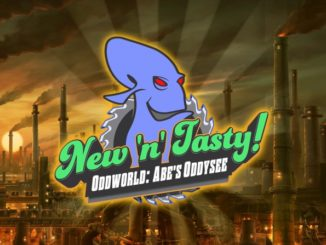 Oddworld: Abe's Oddysee: New 'n' Tasty! PS4 gameplay