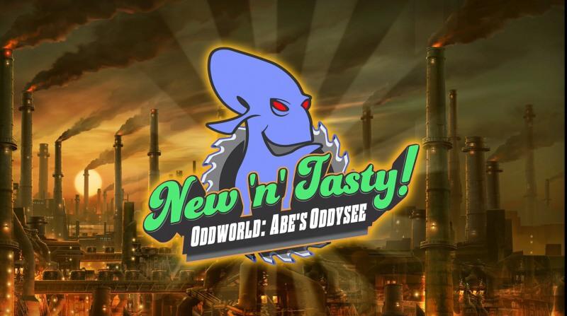 Oddworld: Abe's Oddysee: New 'n' Tasty! PS4 gameplay