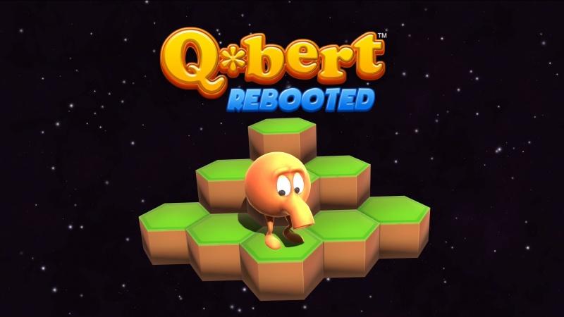 Q*bert: Rebooted PS4