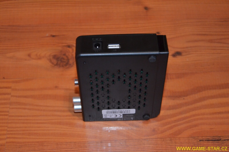 Synaps T-65 DVB-T2 HD set top box - recenze