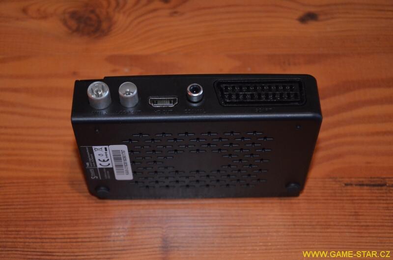 Synaps T-65 DVB-T2 HD set top box – recenze 02