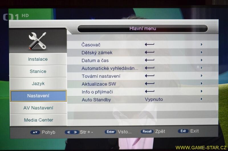 Synaps T-65 DVB-T2 HD set top box – recenze 12