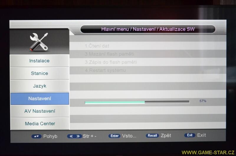 Synaps T-65 DVB-T2 HD set top box – recenze 21