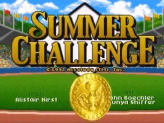 The Games – Summer Challenge. Letní olympiáda z roku 1992