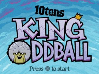 King Oddball ps4