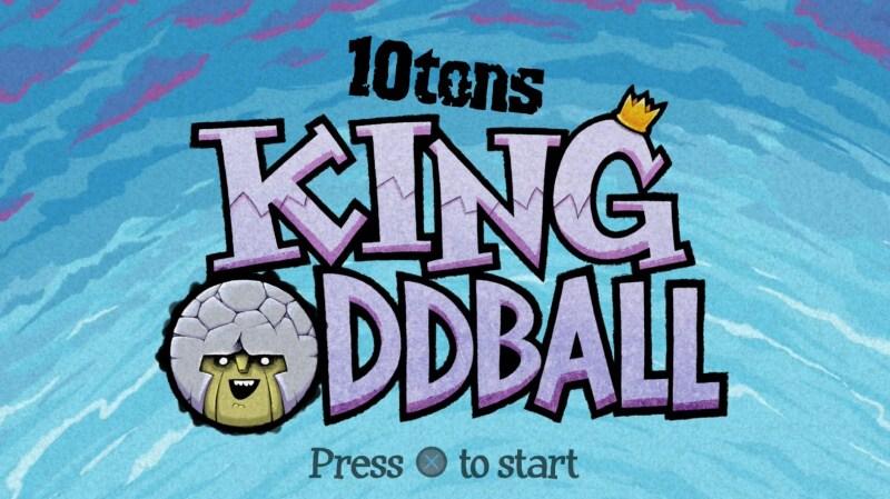King Oddball ps4