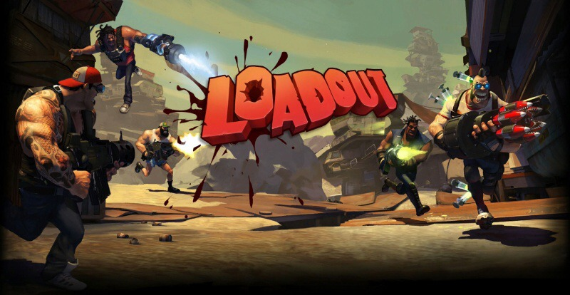 Loadout PS4 gameplay