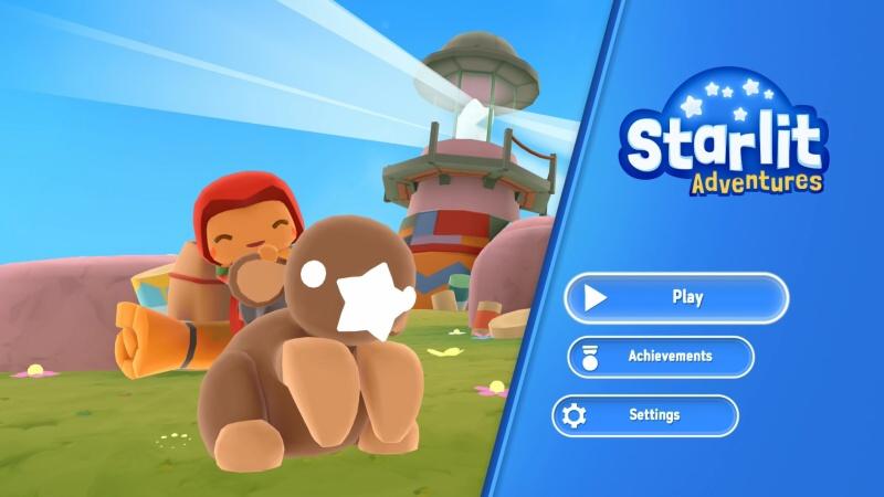 starlit adventures ps4 gameplay