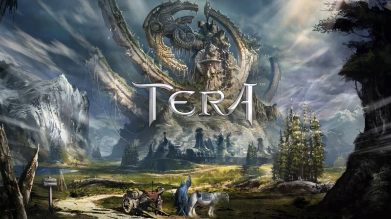tera ps4 gameplay