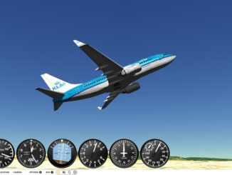 boeing 737-700 - gefs letecký simulátor