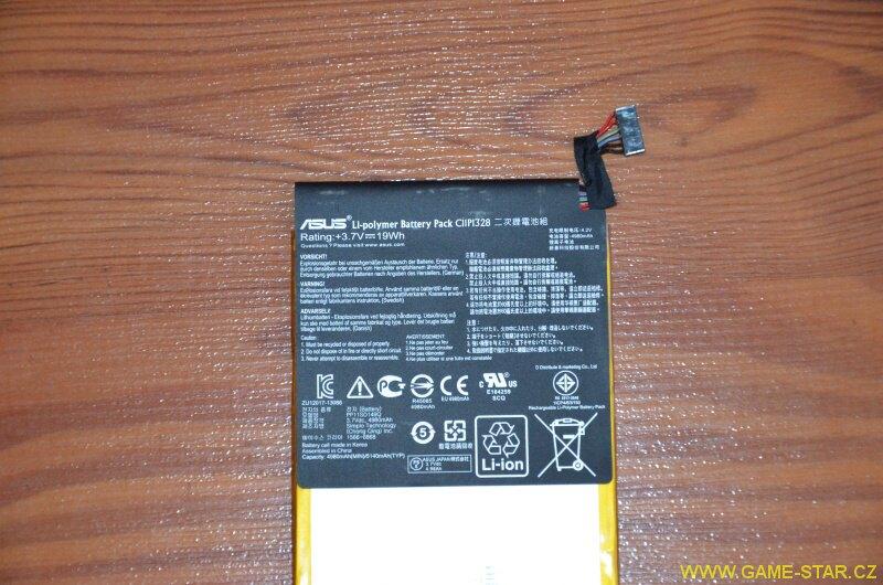 Jak vyměnit baterii v tabletu Asus Transformer Pad TF103C 5