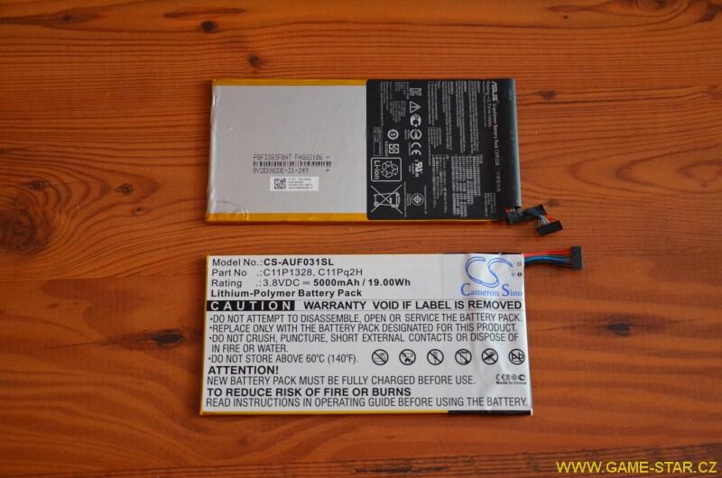 Jak vyměnit baterii v tabletu Asus Transformer Pad TF103C 6
