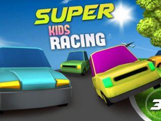 Super kids racing PS4
