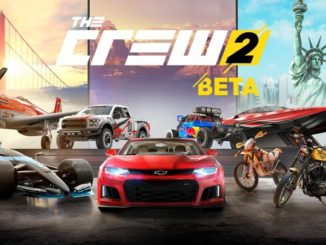 The Crew 2 PS4 beta