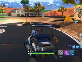 Fortnite update nabídne i ježdění autem