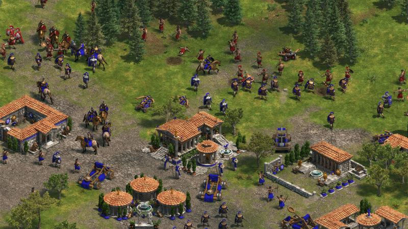 Age of Empires: Definitive edition 2