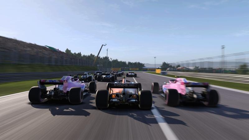 F1 2018 – 1
