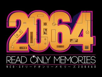 2064: Read Only Memories (Ps Plus 10/2018)