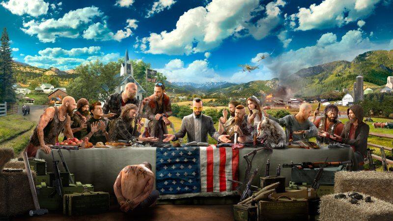 Far Cry 5 – 2