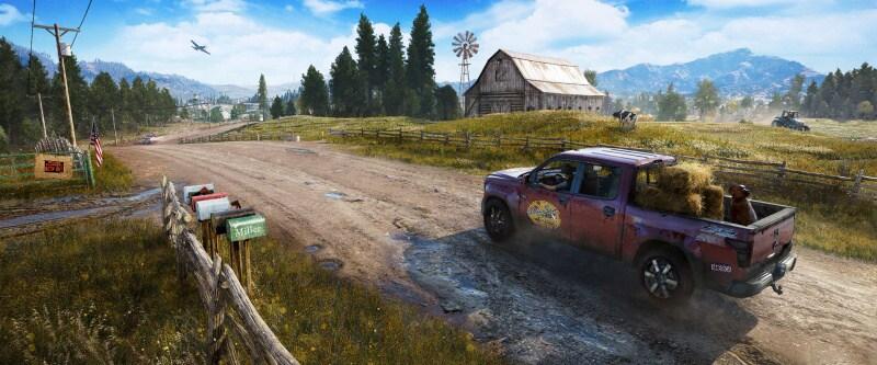 Far Cry 5 – 3