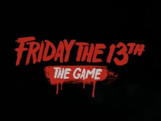 Friday the 13th: The Game (Ps Plus 10/2018)