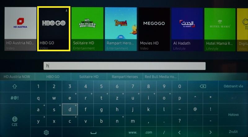 HBO GO aplikace 03