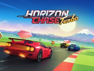 Horizon Chase Turbo PS4 demo