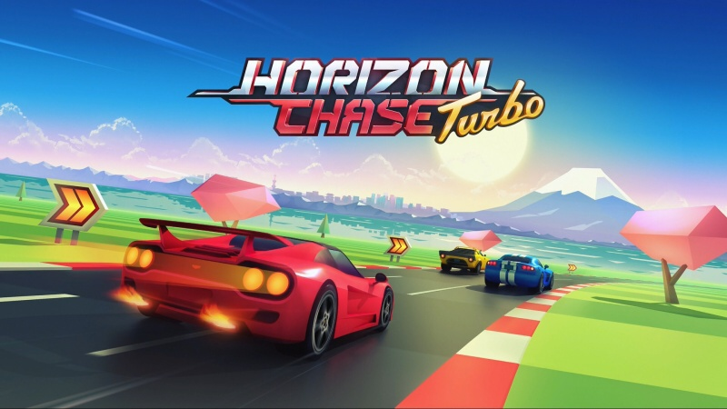Horizon Chase Turbo PS4 demo