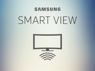 Samsung Smart View - ovládání televize mobilem 9