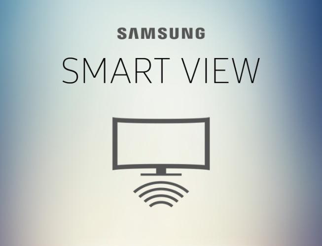 Samsung Smart View – ovládání televize mobilem 9