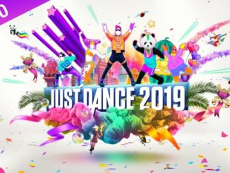 Just Dance 2019 PS4 demo