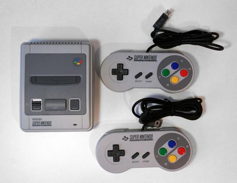 Konzole Nintendo Classic Mini SNES