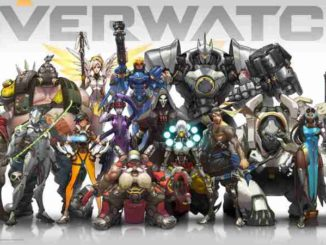 Overwatch hra - Blizzard
