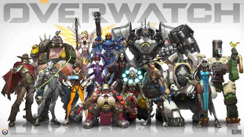Overwatch hra – Blizzard