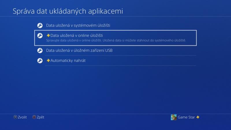 PS4 záloha dat 04