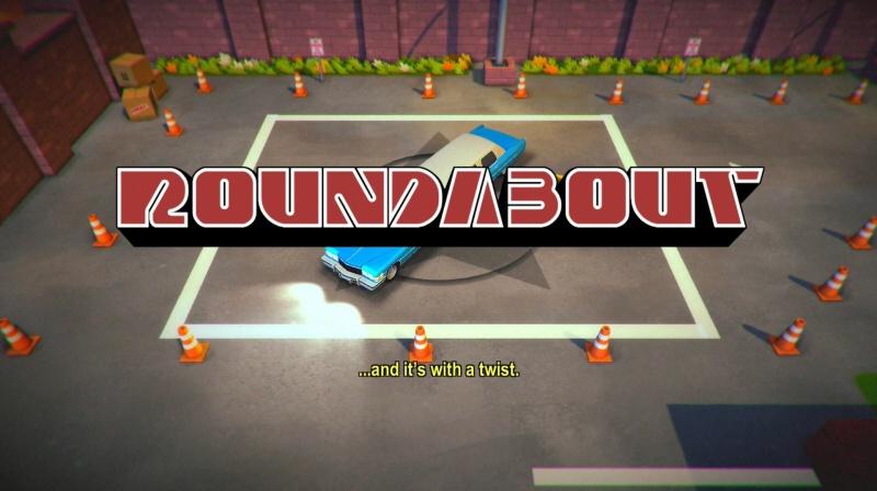 Roundabout (Ps Plus 11/2018)